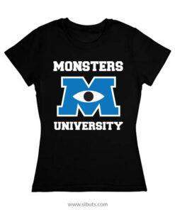 Playera para dama Monsters University