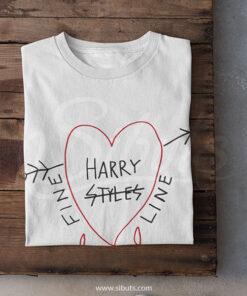 Playera para dama Harry Styles Fine Line